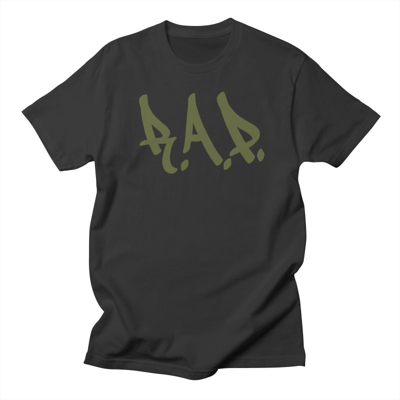 90s R.A.P. - Rap Women's Regular Unisex T-Shirt by Casa Norte's Artist Shop