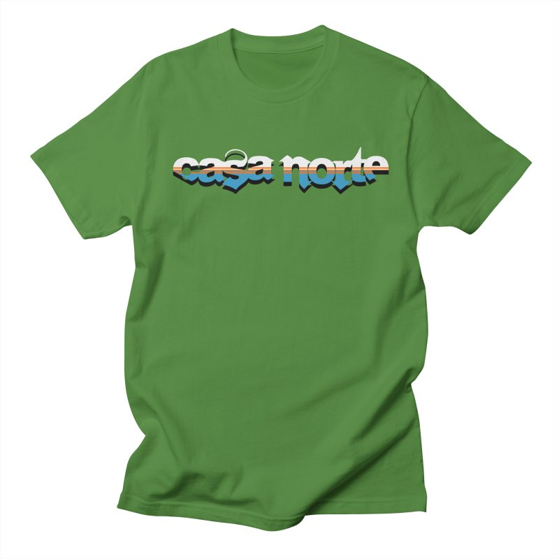 CasaNorte - CasaNorte9 Women's Regular Unisex T-Shirt by Casa Norte's Artist Shop