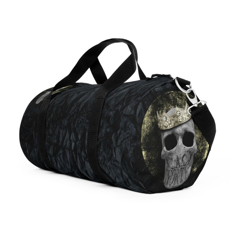 CasaNorte - Smile Accessories Duffel Bag Bag by Casa Norte's Artist Shop