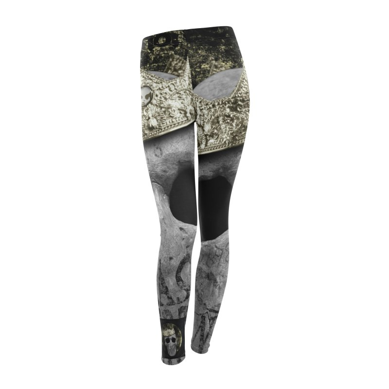 CasaNorte - Smile Women's Leggings Bottoms by CasaNorte's Artist Shop