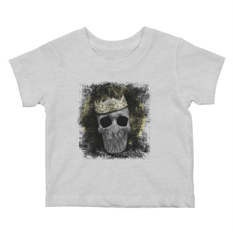 CasaNorte - Smile Kids Baby T-Shirt by CasaNorte's Artist Shop