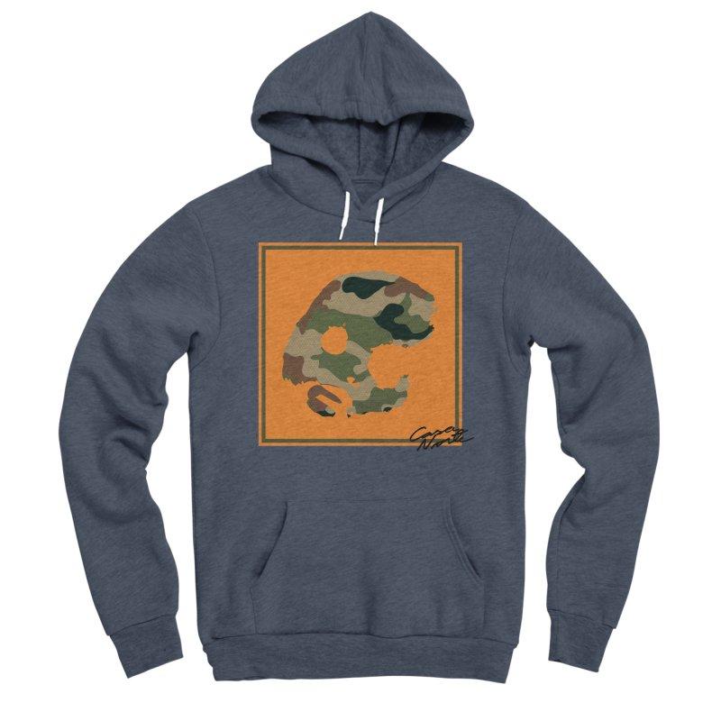 CasaNorte - Orange Women's Sponge Fleece Pullover Hoody by CasaNorte's Artist Shop