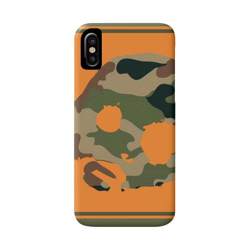 CasaNorte - Orange Accessories Phone Case by CasaNorte's Artist Shop