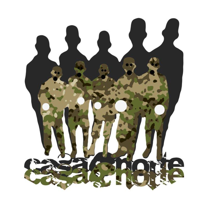 CasaNorte - CamoWatchmen by CasaNorte's Artist Shop