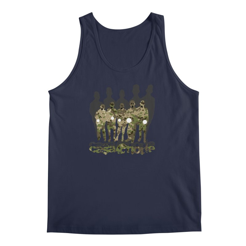 CasaNorte - CamoWatchmen Men's Regular Tank by CasaNorte's Artist Shop
