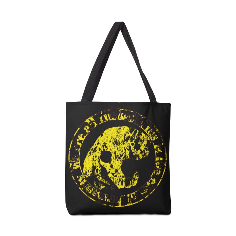 CasaNorte - FckdRust Accessories Bag by CasaNorte's Artist Shop