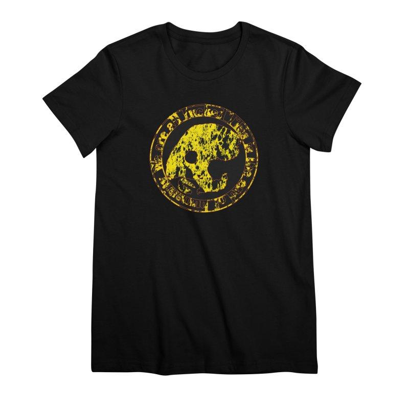 CasaNorte - FckdRust Women's Premium T-Shirt by CasaNorte's Artist Shop