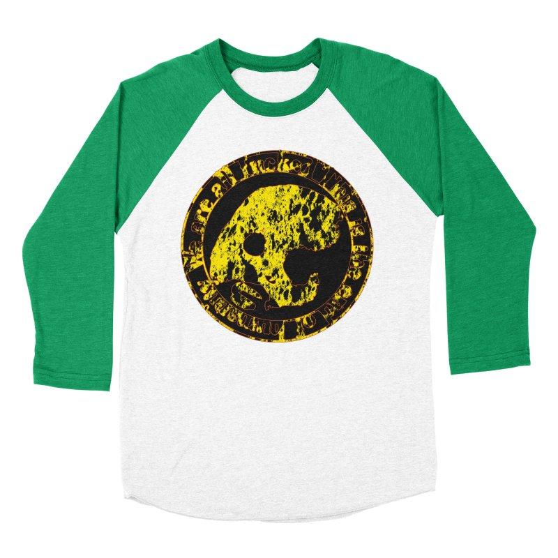 CasaNorte - FckdRust Men's Baseball Triblend Longsleeve T-Shirt by CasaNorte's Artist Shop