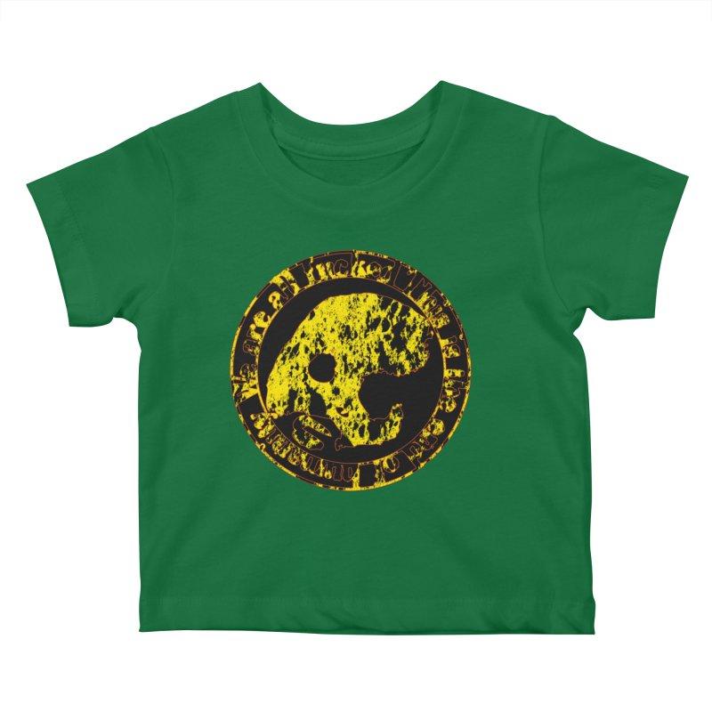 CasaNorte - FckdRust Kids Baby T-Shirt by CasaNorte's Artist Shop