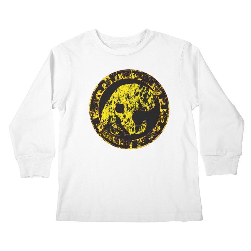 CasaNorte - FckdRust Kids Longsleeve T-Shirt by CasaNorte's Artist Shop