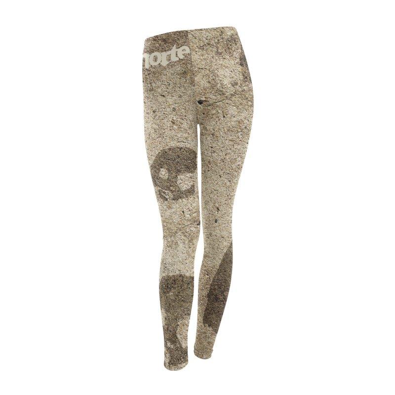 CasaNorte - Cave Women's Leggings Bottoms by CasaNorte's Artist Shop