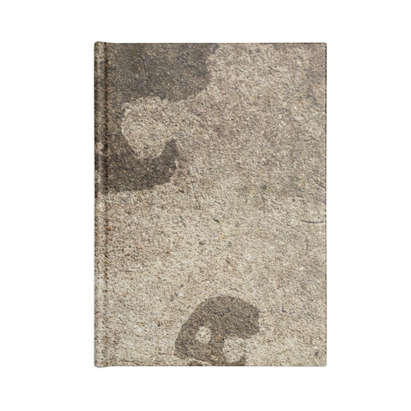CasaNorte - Cave Accessories Blank Journal Notebook by Casa Norte's Artist Shop
