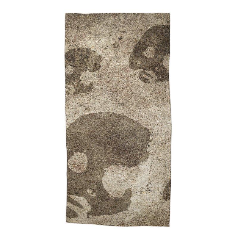 CasaNorte - Cave Accessories Beach Towel by CasaNorte's Artist Shop