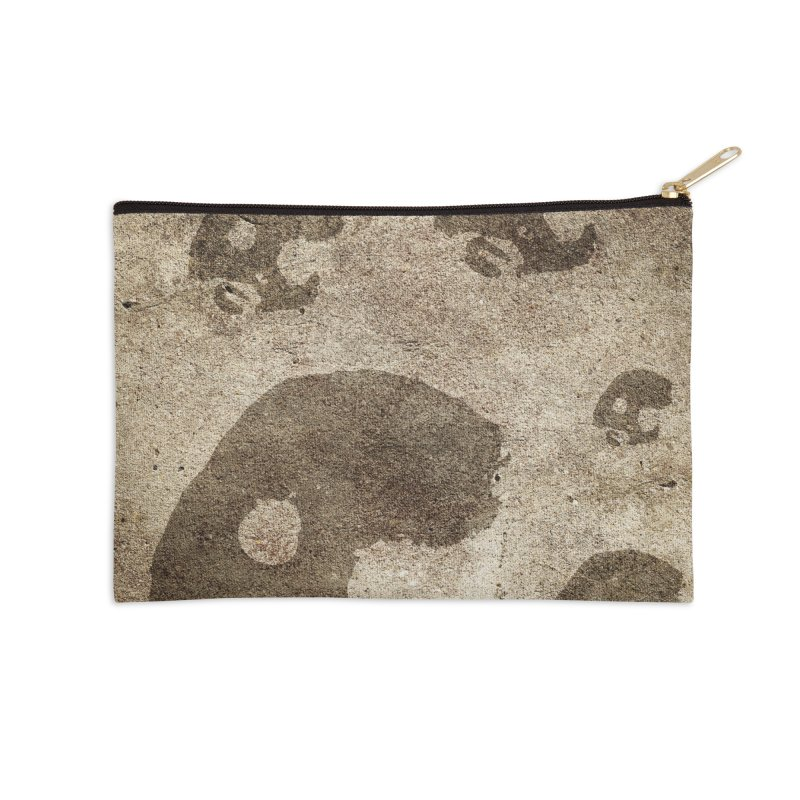 CasaNorte - Cave Accessories Zip Pouch by CasaNorte's Artist Shop