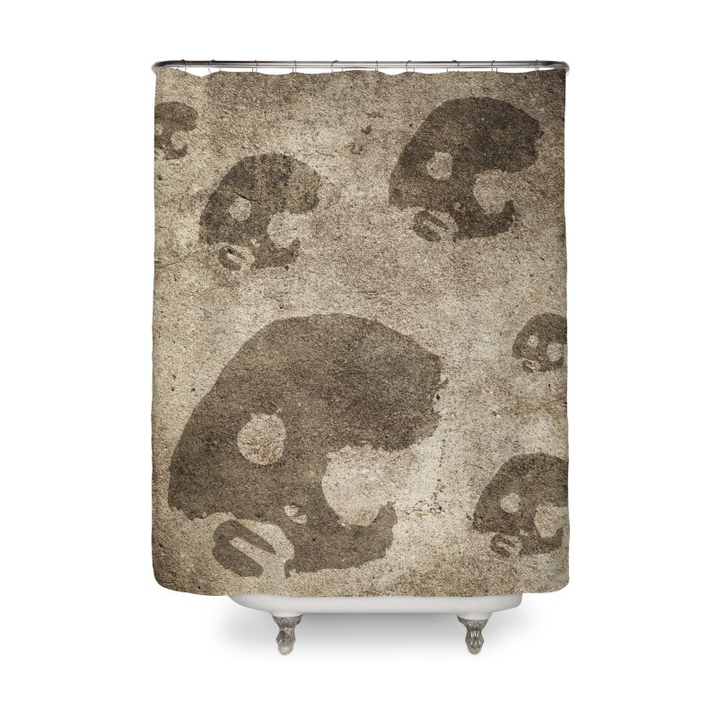 CasaNorte - Cave Home Shower Curtain by CasaNorte's Artist Shop