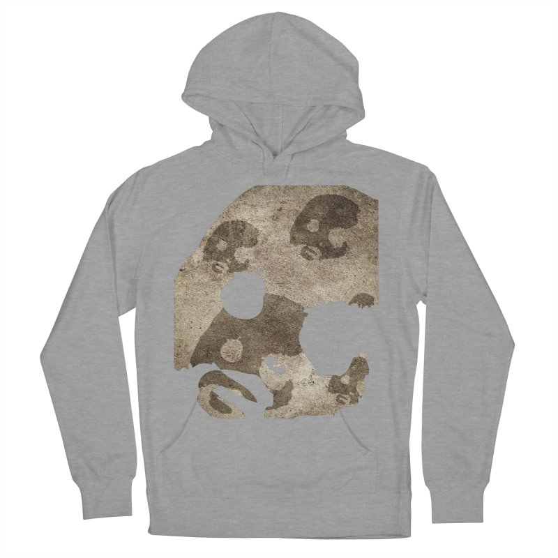 CasaNorte - Cave Men's French Terry Pullover Hoody by CasaNorte's Artist Shop