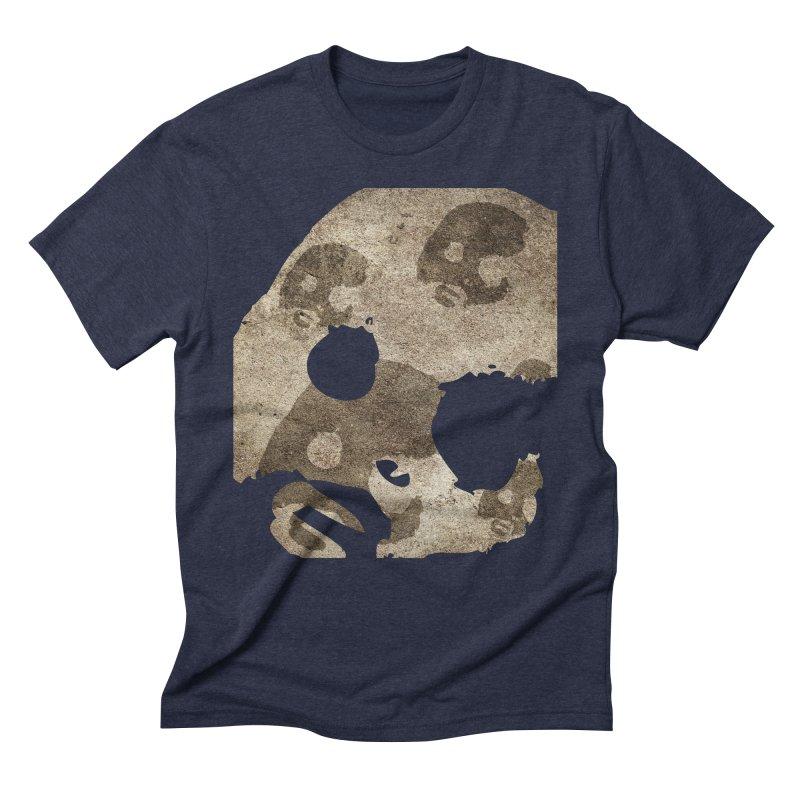 CasaNorte - Cave Men's Triblend T-Shirt by CasaNorte's Artist Shop