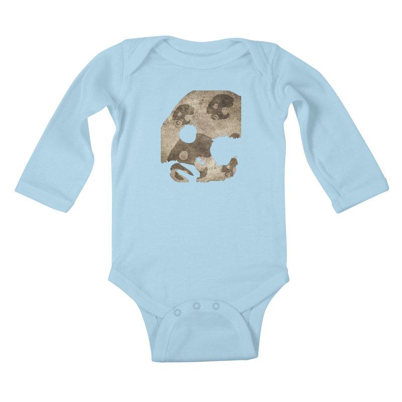 CasaNorte - Cave Kids Baby Longsleeve Bodysuit by CasaNorte's Artist Shop