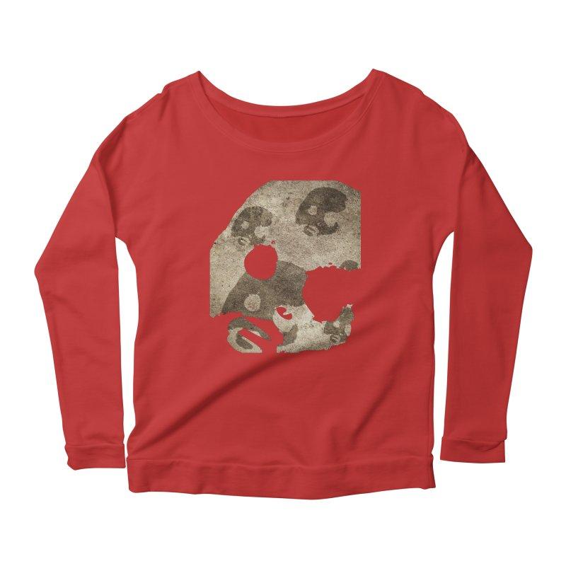 CasaNorte - Cave Women's Scoop Neck Longsleeve T-Shirt by CasaNorte's Artist Shop