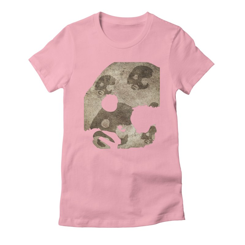 CasaNorte - Cave Women's Fitted T-Shirt by CasaNorte's Artist Shop