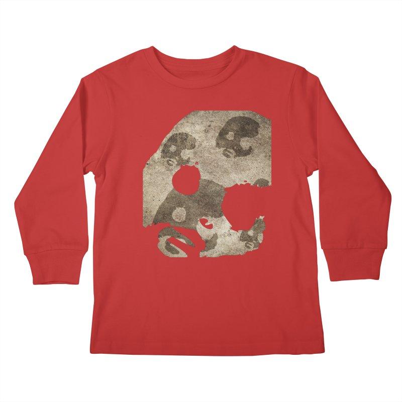 CasaNorte - Cave Kids Longsleeve T-Shirt by CasaNorte's Artist Shop
