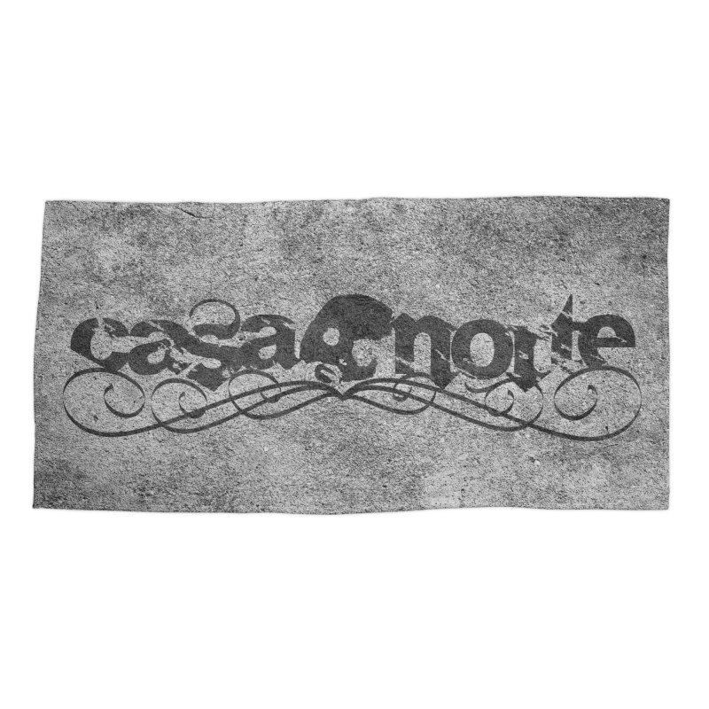 CasaNorte - CasaNorte7B Accessories Beach Towel by CasaNorte's Artist Shop