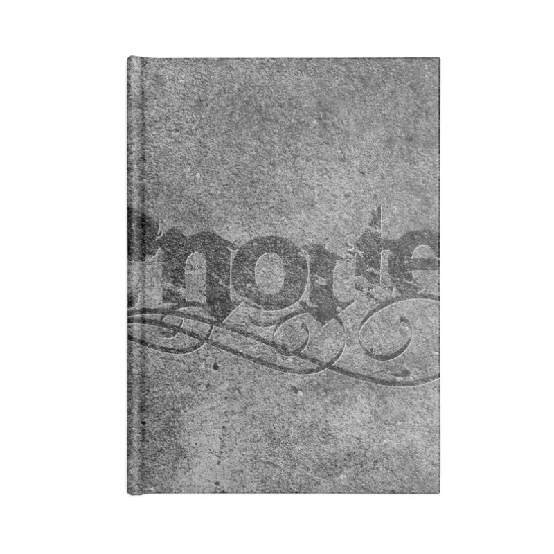 CasaNorte - CasaNorte7B Accessories Blank Journal Notebook by Casa Norte's Artist Shop