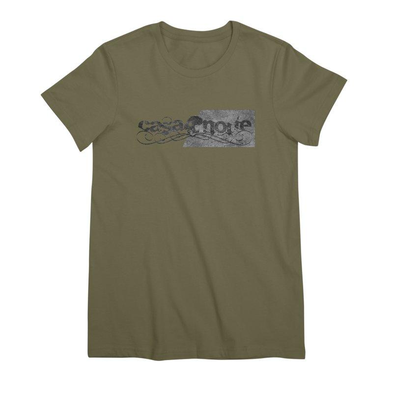 CasaNorte - CasaNorte7B Women's Premium T-Shirt by CasaNorte's Artist Shop
