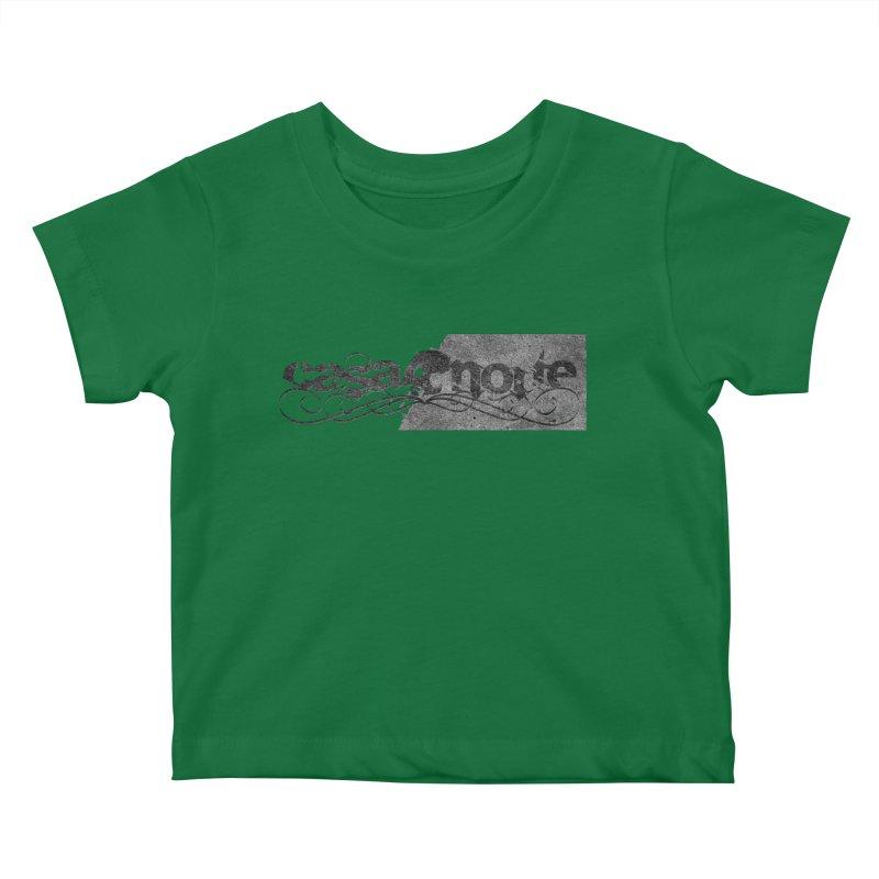 CasaNorte - CasaNorte7B Kids Baby T-Shirt by CasaNorte's Artist Shop