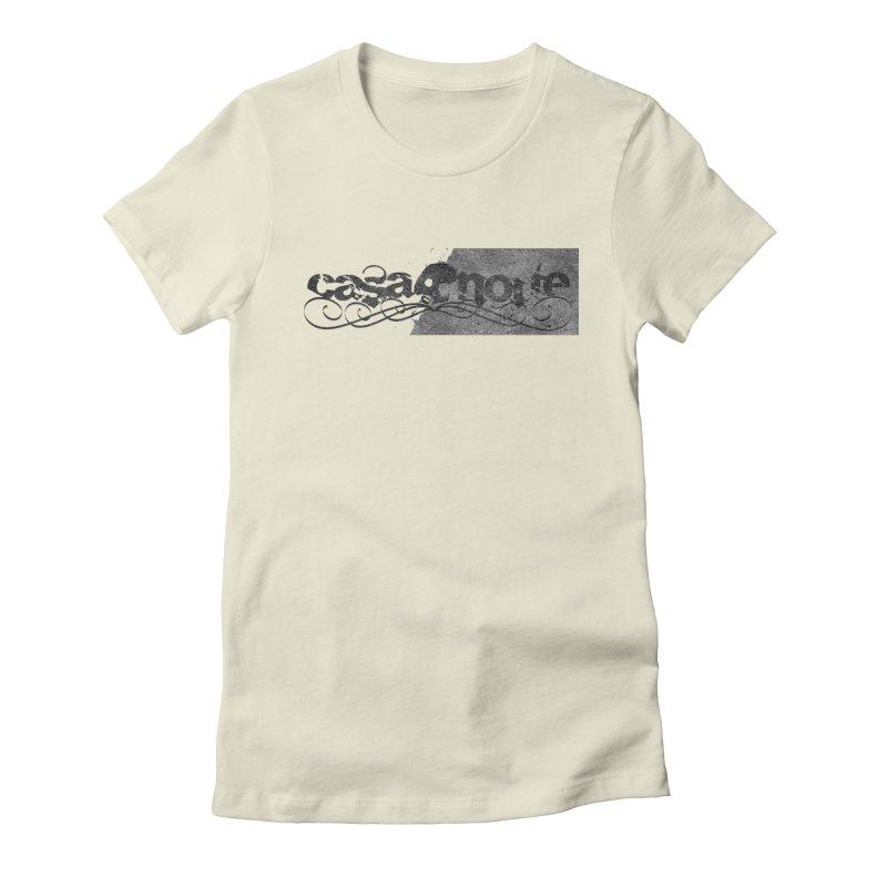 CasaNorte - CasaNorte7B Women's Fitted T-Shirt by CasaNorte's Artist Shop
