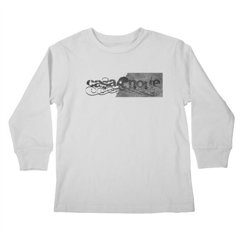 CasaNorte - CasaNorte7B Kids Longsleeve T-Shirt by CasaNorte's Artist Shop