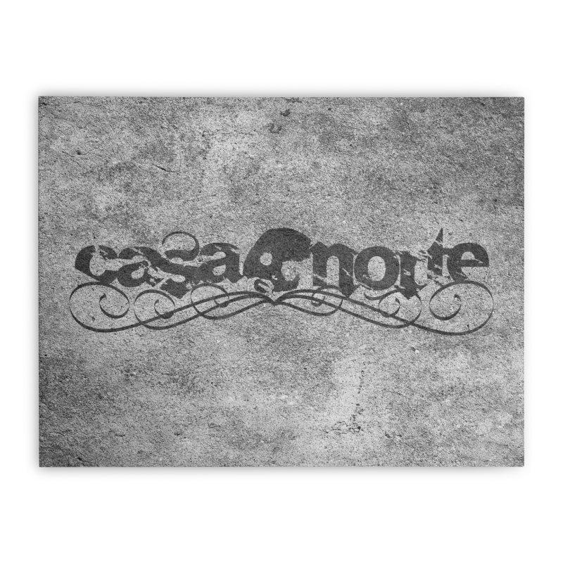 CasaNorte - CasaNorte7B Home Stretched Canvas by CasaNorte's Artist Shop