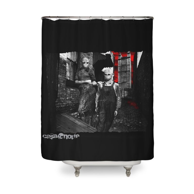 CasaNorte - Nojaus Home Shower Curtain by CasaNorte's Artist Shop