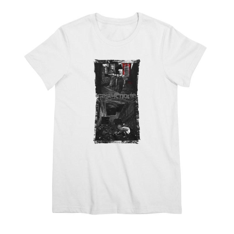 CasaNorte - Nojaus Women's Premium T-Shirt by CasaNorte's Artist Shop