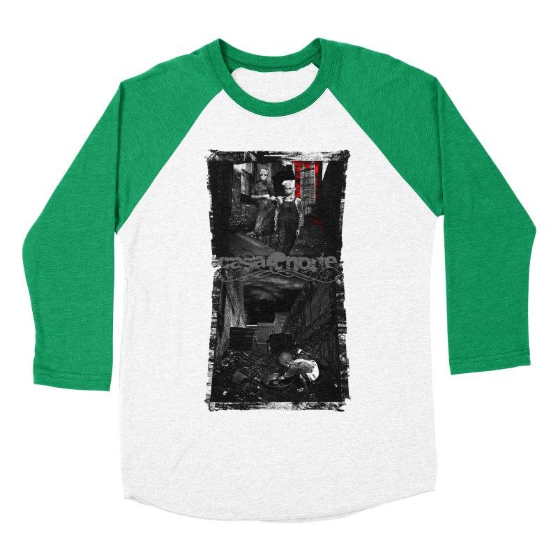 CasaNorte - Nojaus Men's Baseball Triblend Longsleeve T-Shirt by CasaNorte's Artist Shop