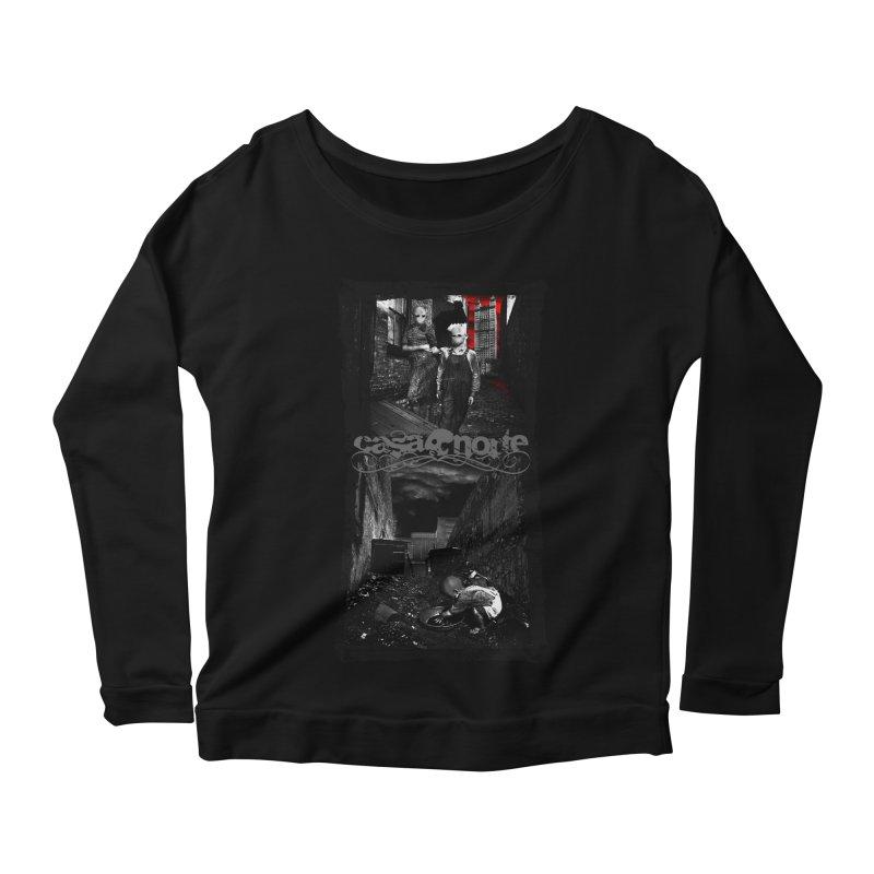 CasaNorte - Nojaus Women's Scoop Neck Longsleeve T-Shirt by CasaNorte's Artist Shop