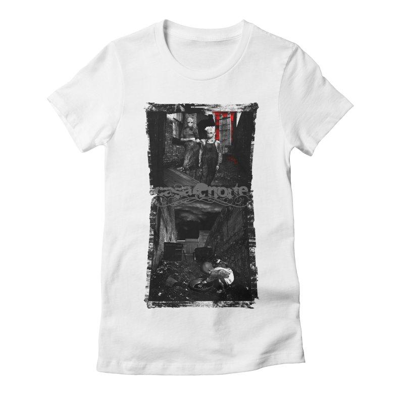 CasaNorte - Nojaus Women's Fitted T-Shirt by CasaNorte's Artist Shop
