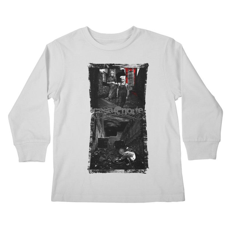 CasaNorte - Nojaus Kids Longsleeve T-Shirt by CasaNorte's Artist Shop