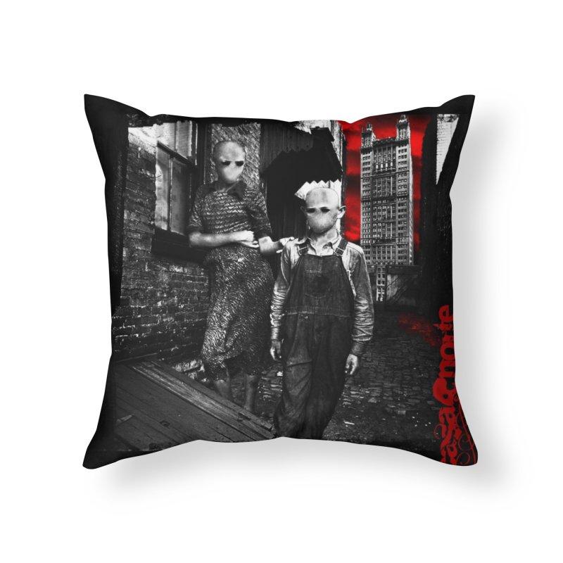 CasaNorte - Nojaus Home Throw Pillow by CasaNorte's Artist Shop