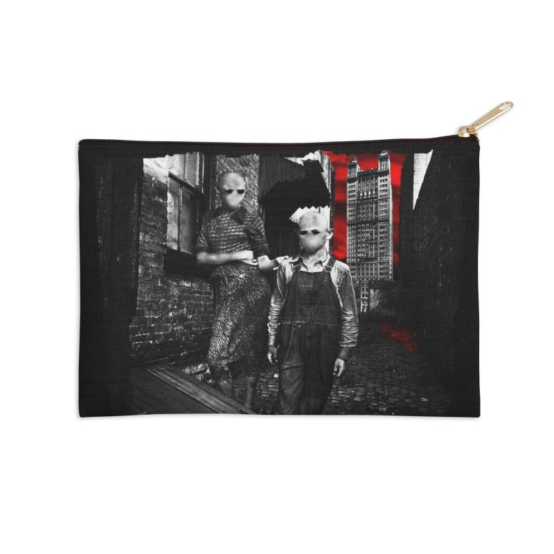 CasaNorte - Nojaus Accessories Zip Pouch by CasaNorte's Artist Shop