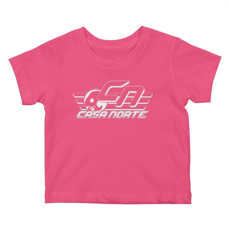 CasaNorte - CNCasa Kids Baby T-Shirt by CasaNorte's Artist Shop