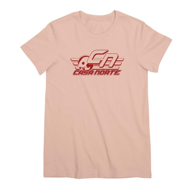 CasaNorte - CNCasaV Women's Premium T-Shirt by CasaNorte's Artist Shop