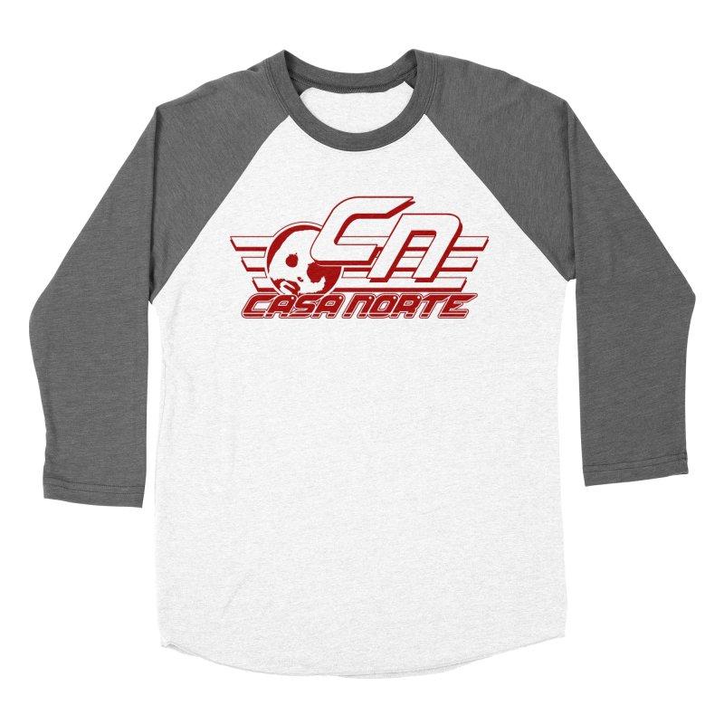 CasaNorte - CNCasaV Women's Baseball Triblend Longsleeve T-Shirt by Casa Norte's Artist Shop