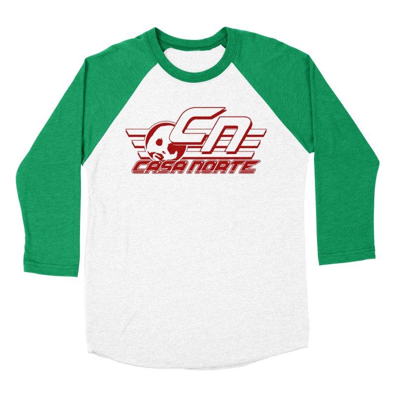 CasaNorte - CNCasaV Men's Baseball Triblend Longsleeve T-Shirt by CasaNorte's Artist Shop