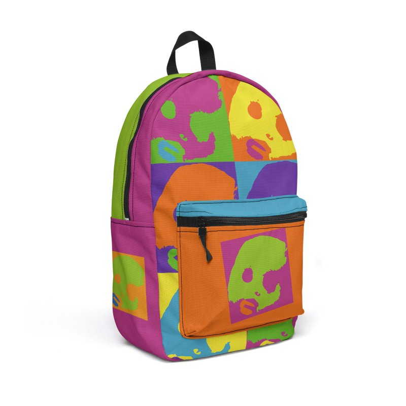 CasaNorte - Colors Accessories Backpack Bag by Casa Norte's Artist Shop
