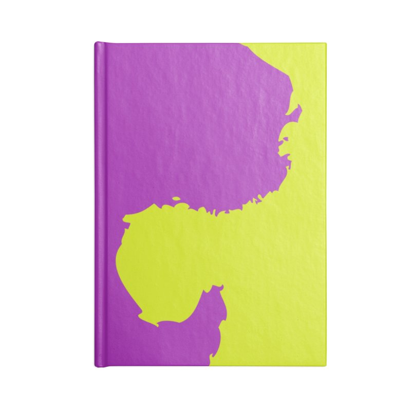 CasaNorte - Colors Accessories Blank Journal Notebook by Casa Norte's Artist Shop