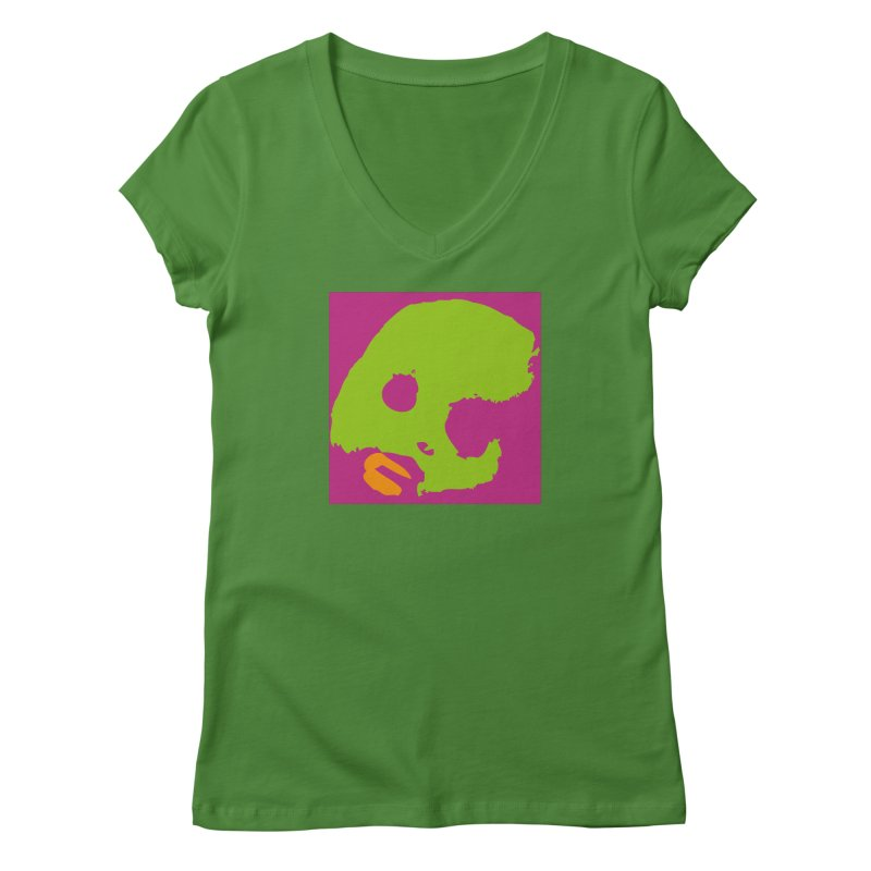 CasaNorte - Colors Women's Regular V-Neck by CasaNorte's Artist Shop