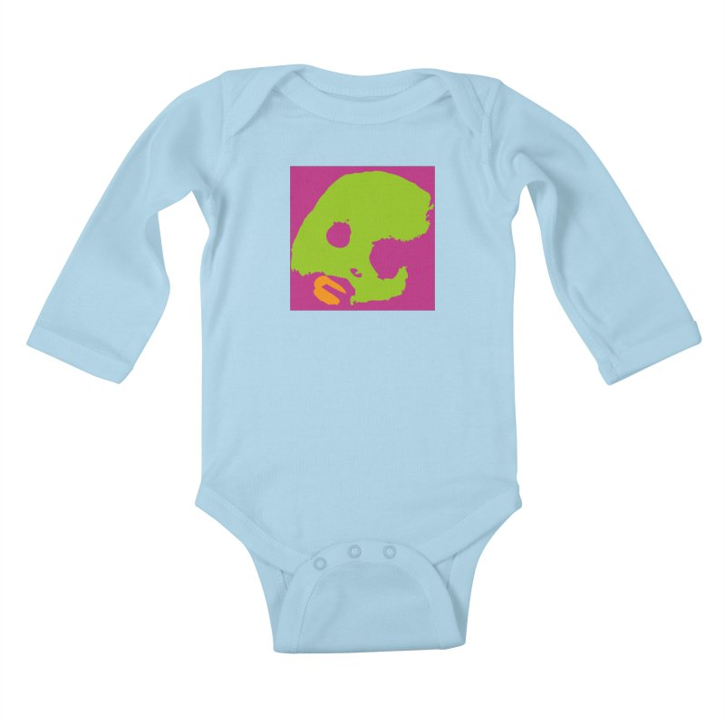CasaNorte - Colors Kids Baby Longsleeve Bodysuit by CasaNorte's Artist Shop