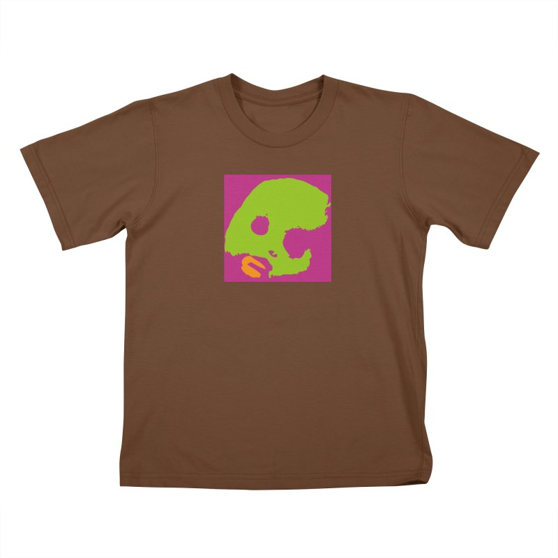 CasaNorte - Colors Kids T-Shirt by CasaNorte's Artist Shop