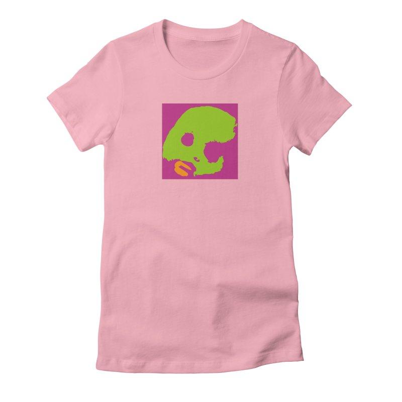 CasaNorte - Colors Women's Fitted T-Shirt by CasaNorte's Artist Shop